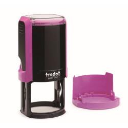 Оснастка для круглой печати автоматическая Trodat4642 Цвет Фуксия