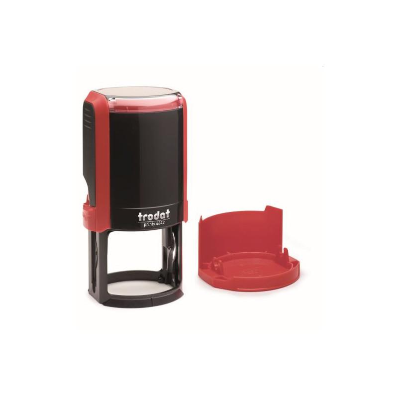 Оснастка для круглой печати автоматическая Trodat4642 Цвет Красный