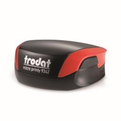 Заказать печать на карманной оснастке со встроенной подушкой TRODAT