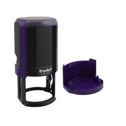 Изготовление печати на автоматической оснастке цвет фиолетовый