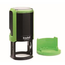 Изготовление печати на автоматической оснастке цвет зеленый